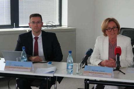 Patrick Hau a été nommé commissaire du gouvernement sur proposition de la ministre Paulette Lenert. (Photo: Ministère de la Protection des consommateurs)