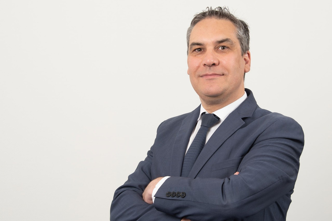 FrédéricRobin a effectué la plus grande partie de sa carrière chez IBM et Accenture. (Photo: Photo Kalliste)