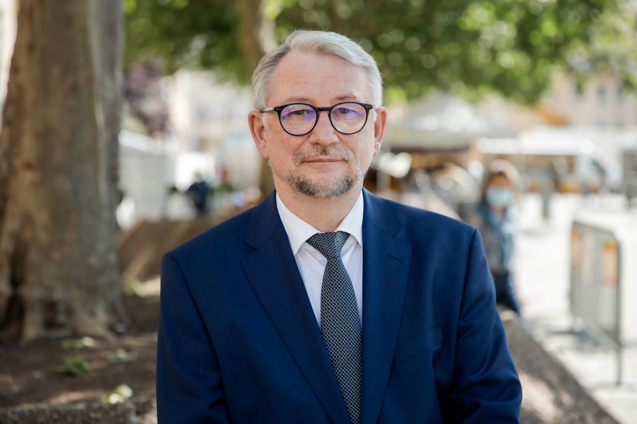 Pour le secrétaire général de l'Horesca, François Koepp, c'est une communication positive de la part des pouvoirs publics qui permettra à l'hôtellerie de supporter cette nouvelle épreuve. (Photo: Romain Gamba / Maison Moderne)
