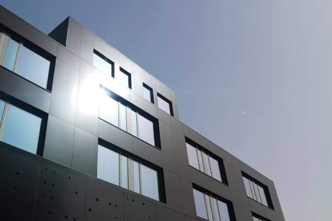 Le nouvel hôtelINNSiDE by Meliá ouvrira ses portes à la Cloche d'Or le 21 mai prochain. (Photo: DR)