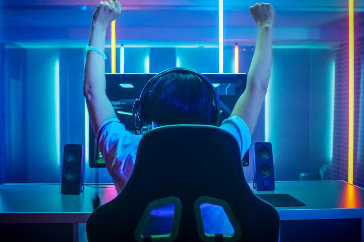 Jouer, jouer encore… et gagner sans se soucier des questions bancaires. Zytara entend lancer une banque spécialement conçue pour les gamers. (Photo: Shutterstock)