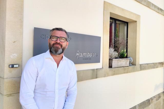 Jacques Roberto est le nouveau CEO de Ramborn, une des marques luxembourgeoises les plus reconnues à l'étranger… (Photo: Ramborn)