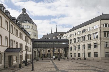 La Cité judiciaire connaîtra un nouveau président du tribunal d'arrondissement de Luxembourg le 1 er octobre. (Photo: Luc Deflorenne/Archives/Maison Moderne)