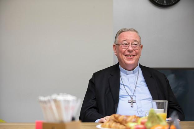 C'est au mois d'octobre que Jean-ClaudeHollerich a été élevé au rang de cardinal. (Photo: Jan Hanrion/Maison Moderne)
