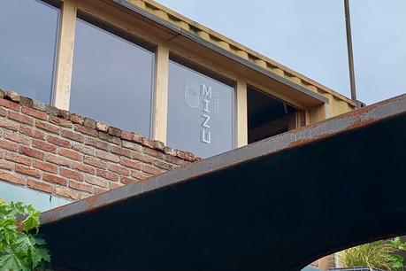 Délicatement posé sur un des toits-terrasses du Graace, Mizu propose des collations véganes et des boissons détox… (Photo: Maison Moderne)