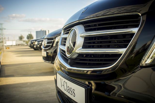 Mercedes est arrivé en tête du classement mensuel en septembre. (Photo: Shutterstock)