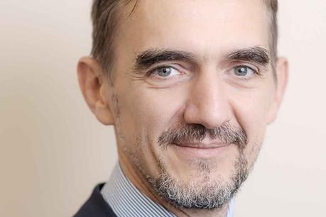 Bertrand Kauffmann est le nouveau digital transformation officer de Société Générale Luxembourg. (Photo: SG Luxembourg)