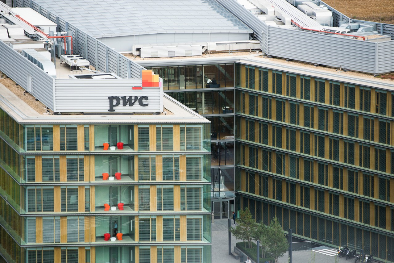 PwC, employant quelque 2.800 collaborateurs, est le plus important cabinet de services professionnels du Luxembourg. (Photo: Maison Moderne)