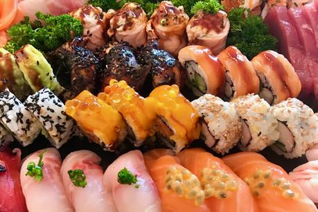 Des grands classiques bien faits et des créations fusion au menu du nouveau Sushi Plaza à Bonnevoie. (Photo: Maison Moderne)