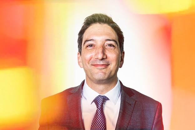 François Lucchini, Chief Investment Officer chez Cardif Lux Vie. (Crédit Photo: Maison Moderne)
