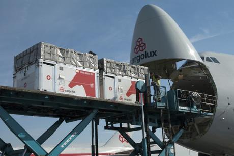 Cargolux collaborait déjà avec Unilode pour la maintenance et la réparation des containers et palettes embarquées. (Photo: Cargolux)
