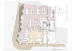 Plan du rez-de-chaussée. ((Illustration: Dagli+))