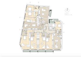 Plan du deuxième étage ((Illustration: Dagli+))