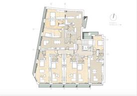 Plan du troisième étage. ((Illustration: Dagli+))