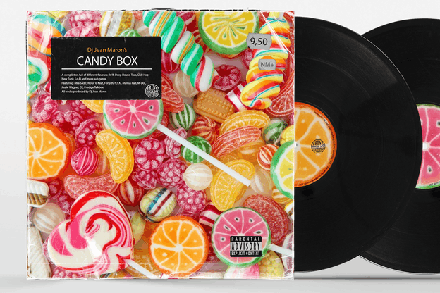 «Candy Box» est le nouvel album à paraître de DJ Jean Maron. (Photo: DR)