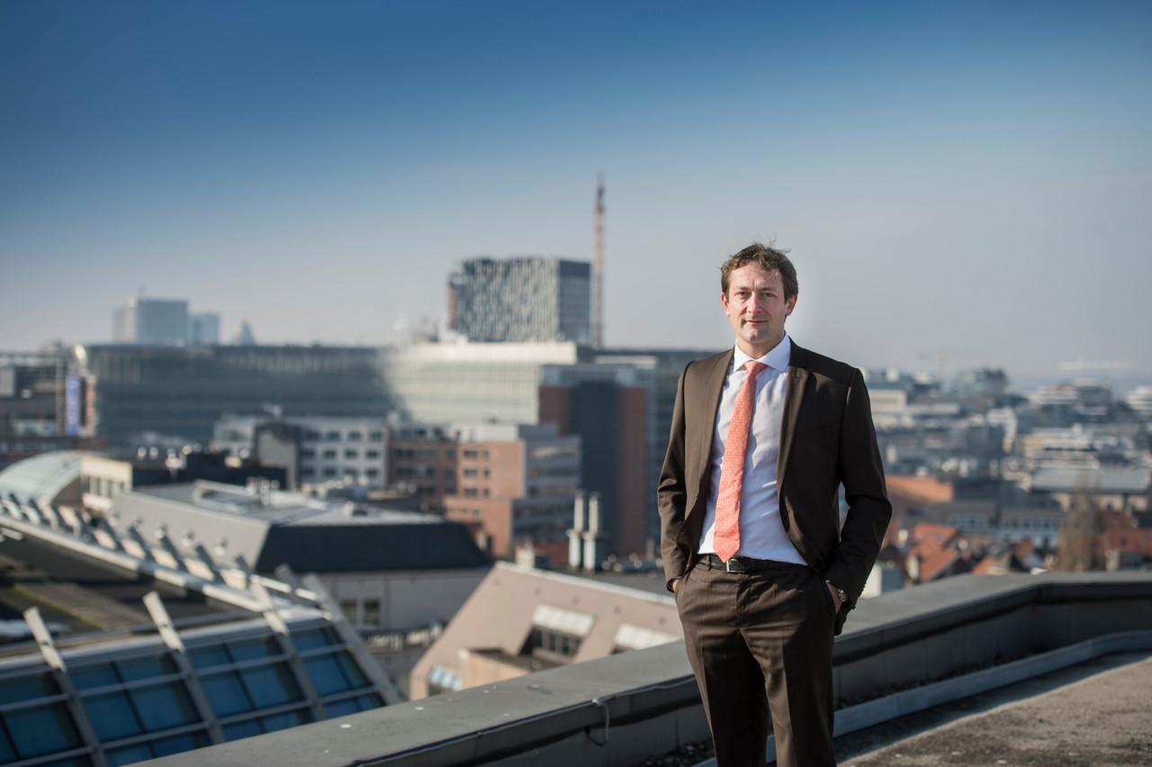 Le député européen ChristopheHansen (CSV) a remporté une jolie victoire en faveur des PME européennes, dont les luxembourgeoises. (Photo: Anthony Dehez / Archives)
