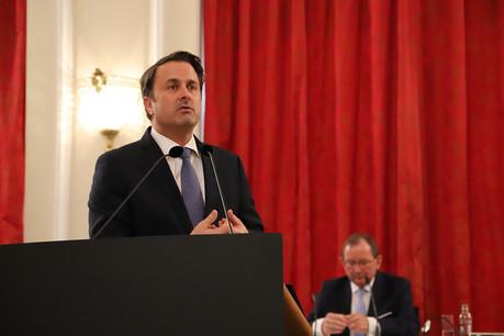 L'annonce a été faite lors de la séance publique de la Chambre qui avait lieu au Cercle Cité. (Photo: Chambre des députés)