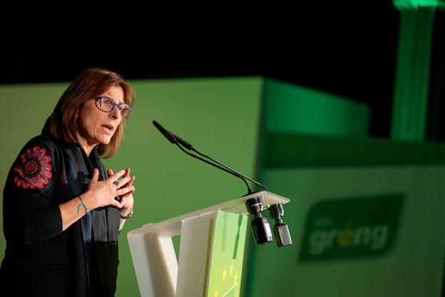 Tilly Metz attend notamment de la nouvelle Commission européenne une promotion des circuits courts dans l'agriculture. (Photo: Matic Zorman/Archives Paperjam)