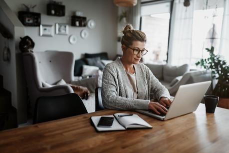 Le télétravail s'institutionnalise, grâce à une convention entre les partenaires sociaux remise au goût du jour. (Photo: Shutterstock)