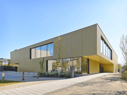 Le quartier de Gasperich, à Luxembourg, dispose désormais d'une nouvelle crèche municipale. (Photo: LukasRoth)