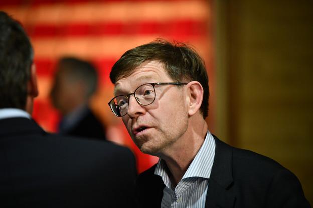 André Lavandier laisse sa place à la direction de Goblet Lavandier & Associés à compter du 1er juillet. (Photo: Julien Swol- archives paperjam.lu)