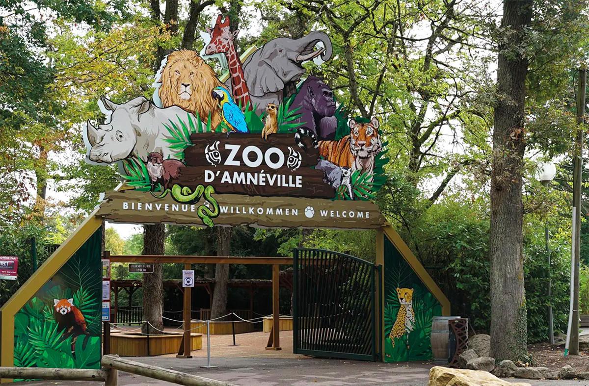 Pour l'heure, en raison du confinement en vigueur en France, le zoo est fermé. (Photo: Zoo d'Amnéville)