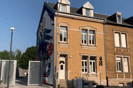 Une nouvelle salle de consommation de drogues supervisée a été inaugurée à Esch-sur-Alzette jeudi 25 juillet. (Photo: Maison Moderne)