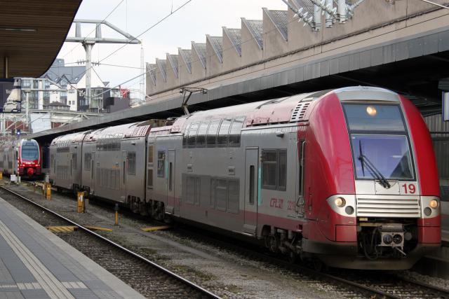 Les CFL ont annoncé une fermeture de la jonction entre Bettembourg et Luxembourg du 19 au 23 août.  (Photo: CFL)