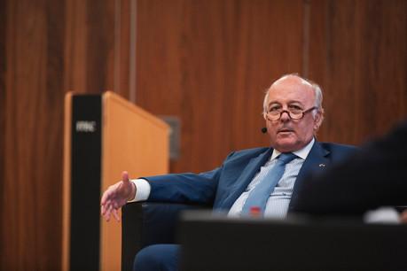 Depuis mars de cette année, NorbertBecker est déjà conseiller spécial pour la réforme de la Cour. (Photo: Jan Hanrion/Maison Moderne/Archives)