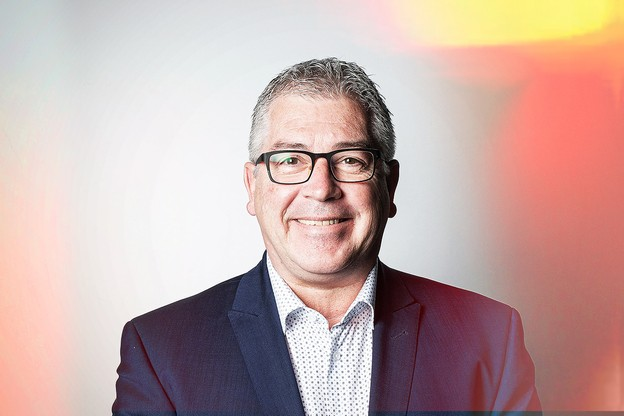 Philippe Bonte,Chief Financial Officer & Chief Actuary chez Foyer. Crédit : Maison Moderne
