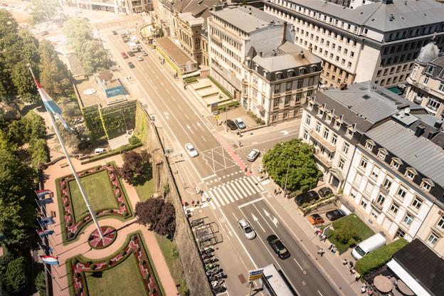 Le boulevard Roosevelt va, à son tour, subir une phase de travaux. (Photo: Shutterstock)