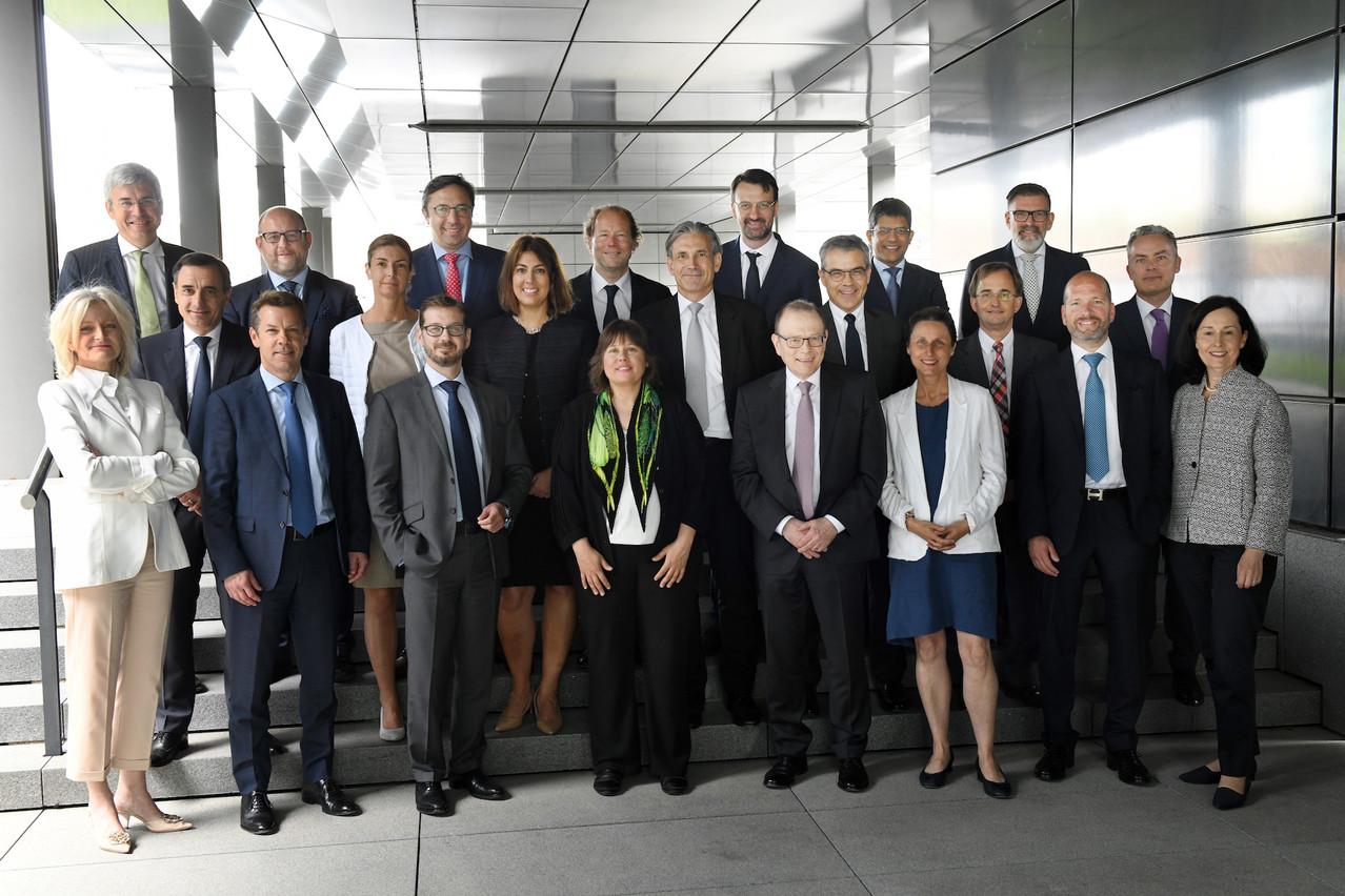 L'Alfi a élu un nouveau conseil d'administration, le 19 juin. (Photo: Alfi)