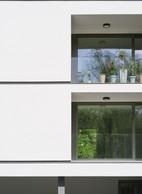 Les appartements disposent d'espaces extérieurs privatifs. ((Photo: Lukas Roth))