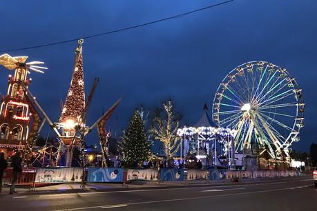 Du 21 novembre2019 au 13 janvier2020, de nouvelles installations lumineuses seront mises en marche et la capitale proposera différents marchés de Noël. (Photo: Ville de Luxembourg)