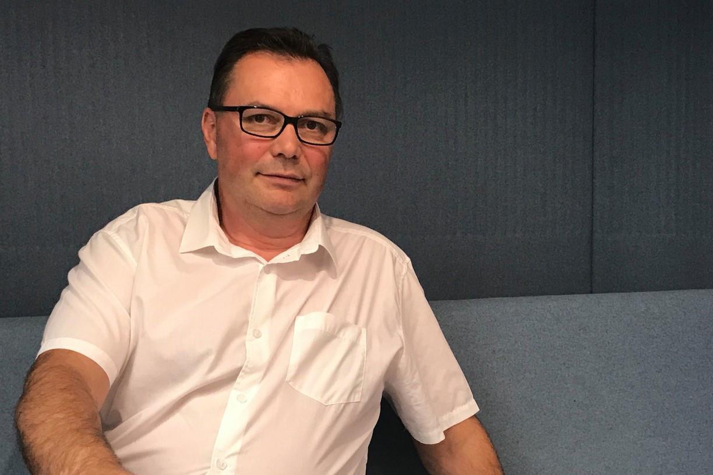 AlainMennesson est agent immobilier et a des idées pour faire bouger les lignes dans son secteur d'activité. (Photo: Paperjam.lu)