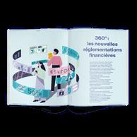 De nombreuses réglementations vont impacter la place financière à court et long terme. Analyse dans le dossier principal, «360°: les nouvelles réglementations financières». ((Photo: Maison Moderne))