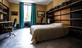 La chambre «Années20» est un hommage aux premiers grands voyages. ((Photo: GeorgesWaringo))