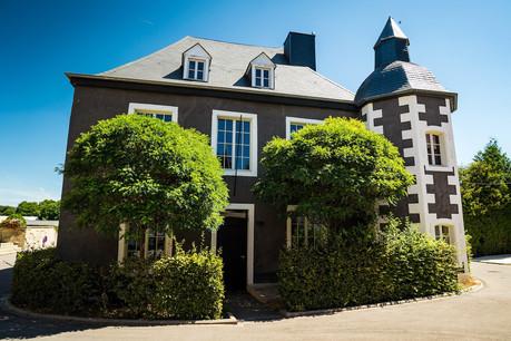 Le château de Clemency a été transformé en maison d'hôtes. (Photo: GeorgesWaringo)