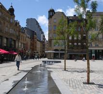 Le parc se trouve à quelques pas du centre-ville d'Esch-sur-Alzette, accessible en moins d'une demi-heure à pied et 10 minutes en voiture. ((Photo: Esch city life))