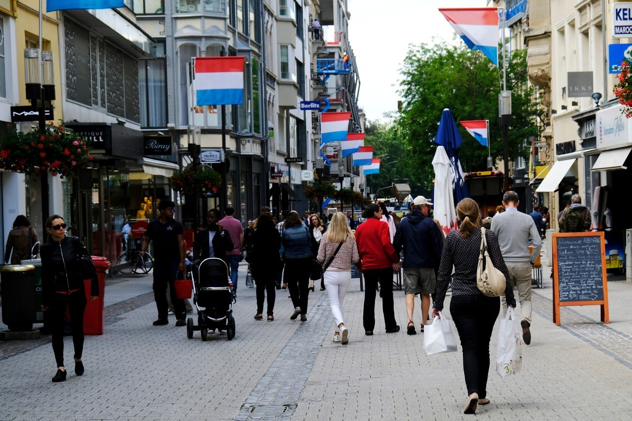 Luxembourg's population has grown from 385,000 to 626,000 between 1991 and 2021. Library picture: Paperjam