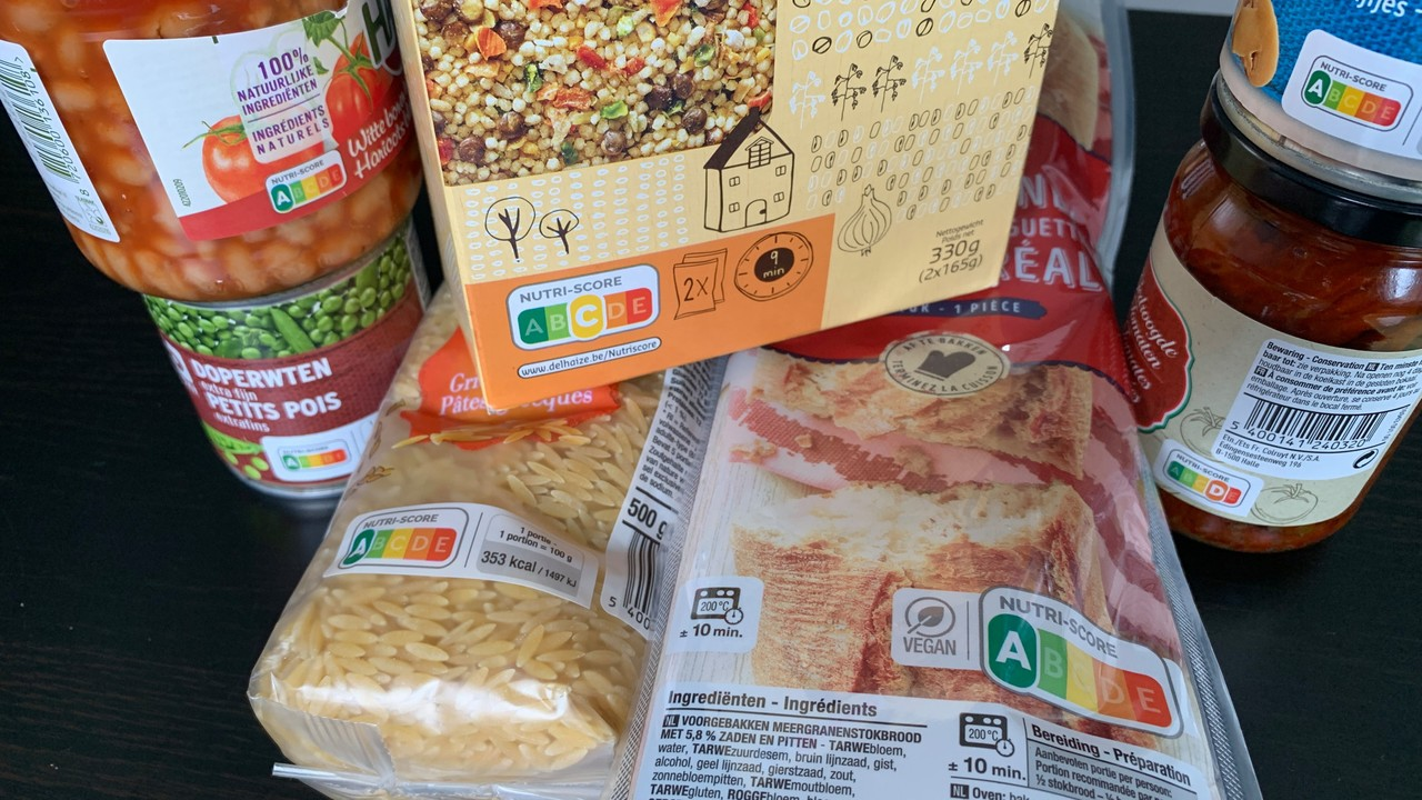 Le Nutri-Score est déjà recommandé en France, en Belgique et en Allemagne, pays d'où proviennent pas mal de denrées alimentaires commercialisées au Grand-Duché. (Photo: Paperjam)
