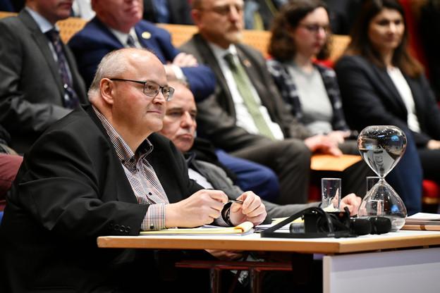 PierreHurt, directeur de l'OAI. (Photo: Julien Swol/Archives Paperjam)