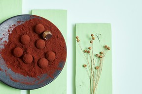 Oberweis travaille à présent le koa, un jus issu de la pulpe de cacao, sous forme de caramel dans une nouvelle gamme de douceurs, avec quelques références véganes. (Oberweis)