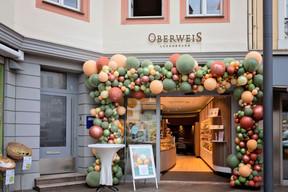 Oberweis a ouvert son magasin de Trèves fin juillet2020, au centre névralgique de la ville romaine. ((Photo: Oberweis))