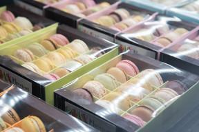 Les macarons figurent parmi les produits les plus demandés par la clientèle du magasin de Trèves. ((Photo: Matic Zorman/Maison Moderne))