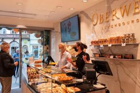 Pour Oberweis, cette implantation à l'étranger est facilitée par la distance raisonnable qui la sépare de son atelier de production, situé à la Cloche d'Or. ((Photo: Oberweis))