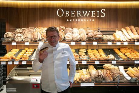 Jeff Oberweis n'exclut pas d'autres développements en Allemagne. Mais, au Luxembourg, une nouvelle ouverture se profile d'ici quelques semaines à Schifflange. (Photo: Matic Zorman/Maison Moderne)