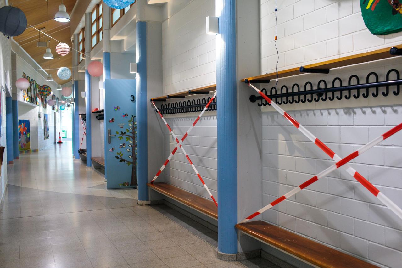 Les écoles resteront désertes entre le 4 et le 8 janvier, au minimum. (Photo: Matic Zorman/Maison Moderne/Archives)