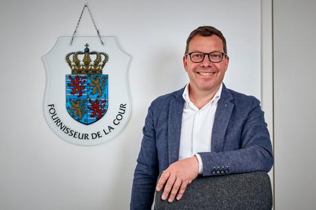 Jean-François Orban,  Managing Director & Head of Corporate Responsibility . Maâ-Oui!