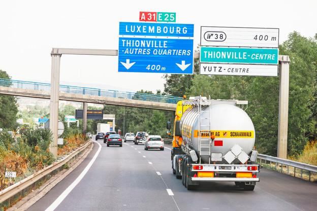 Un frontalier mosellan qui vient au Luxembourg en train et ne prend pas sa voiture pour visiter l'Est de son département n'est toujours pas obligé de passer en pneus hiver. (Photo: Shutterstock)
